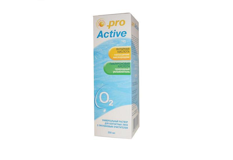 Раствор Optimed ProActive 250 мл